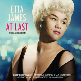 Etta James альбом At Last: The Collection