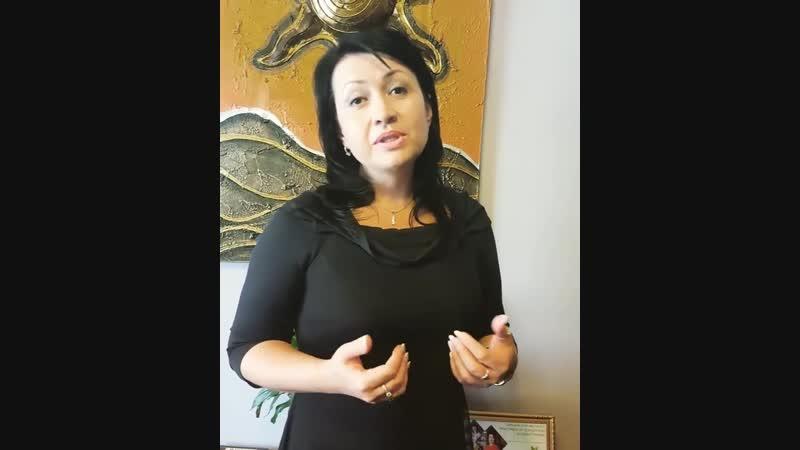 Марина Владимировна Коляева о программе Коучинг: искусство трансформации личности