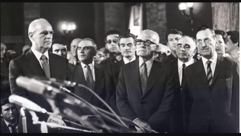 Νίκος Σαμψών σε συνέντευξη Καραμανλής και Μακάριος ετοίμασαν τη διχοτόμηση της Κύπρου