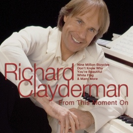 Richard Clayderman альбом From This Moment on