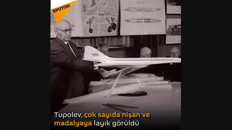 Güzel olmayan uçaklar uçmaz Andrey Tupolev