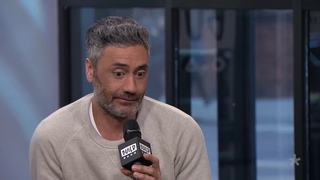 taika waititi's impression of jeff goldblum