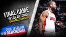 Dwyane Wade Final Game in San-Antonio 2019.03.20 - 11 Pts, CRAZY Half Court Shot! | FreeDawkins