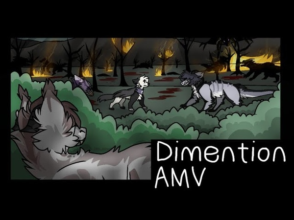 Dimention-(flipaclip) AMV TYSM FOR 81K