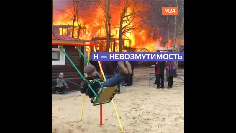 Невозмутимый мальчик из Ноябрьска — Москва 24