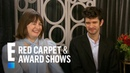 Ben Whishaw Emily Mortimer on Emily Blunt as Mary Poppins | E! Red Carpet Award Shows