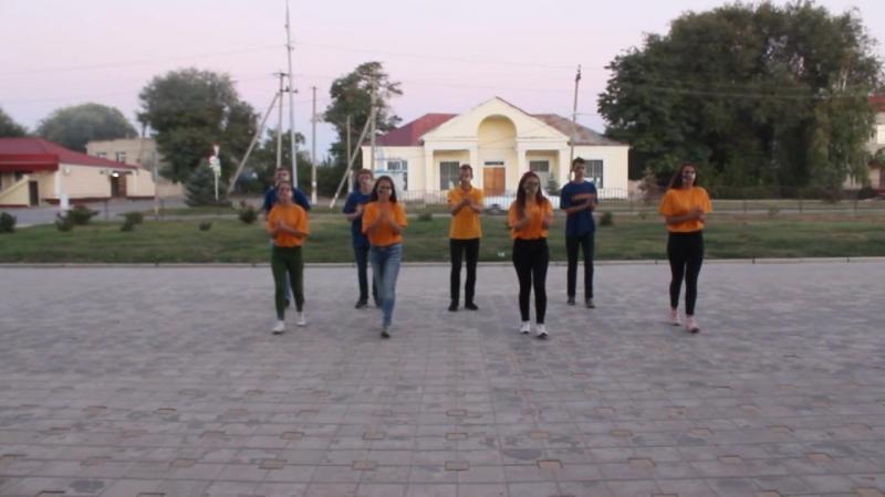 Новоселицкая молодежь поздравляет с Днем Рожденья Ставропольский край!