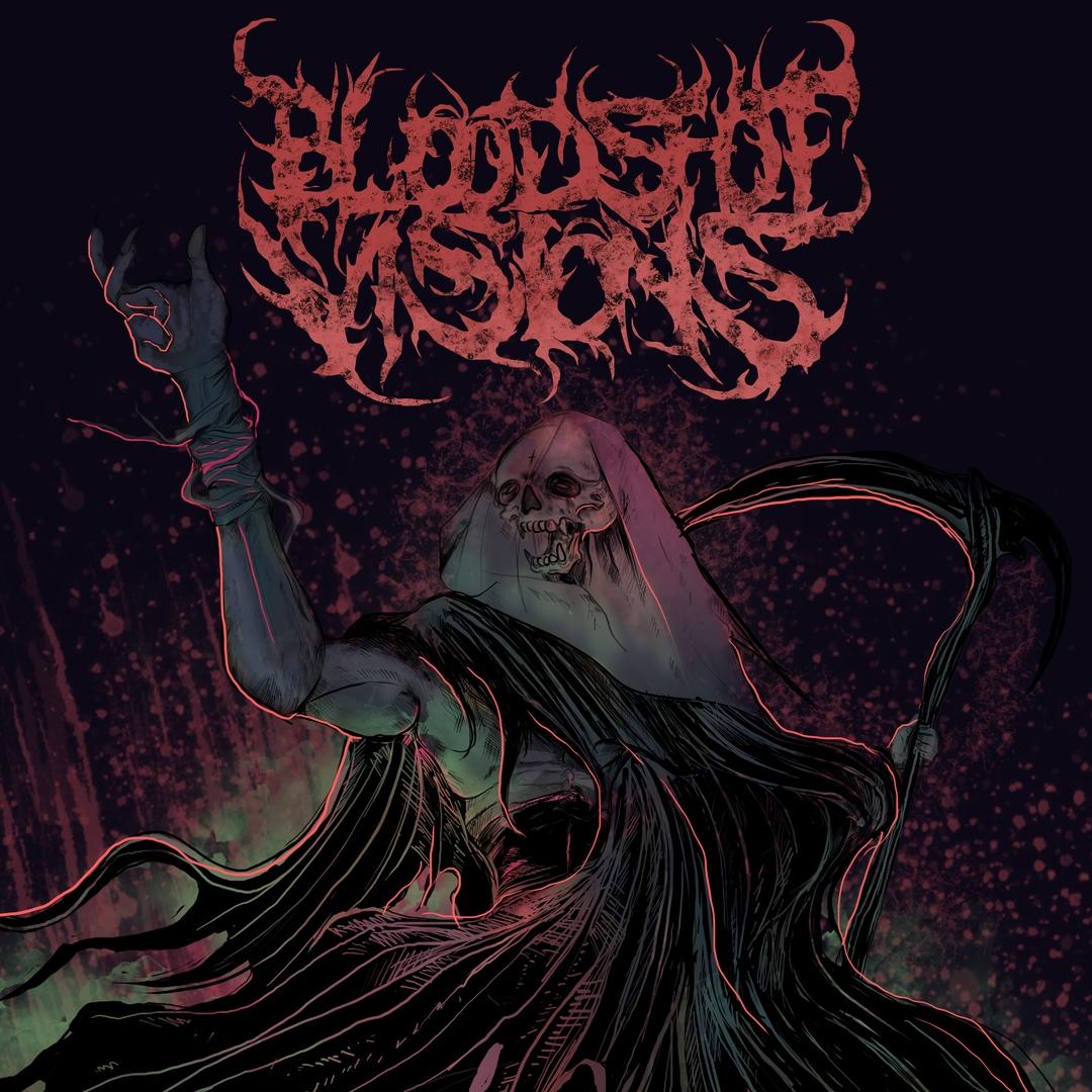 Bloodshot Visions - Bloodshot Visions [EP] (2018)
