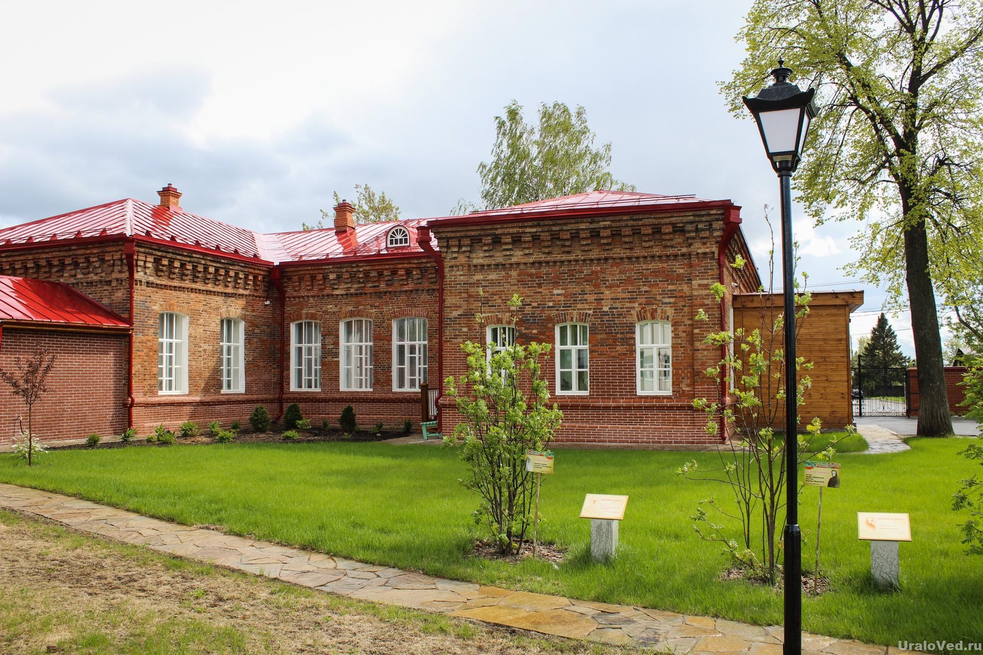 Музей Напольная школа в Алапаевске