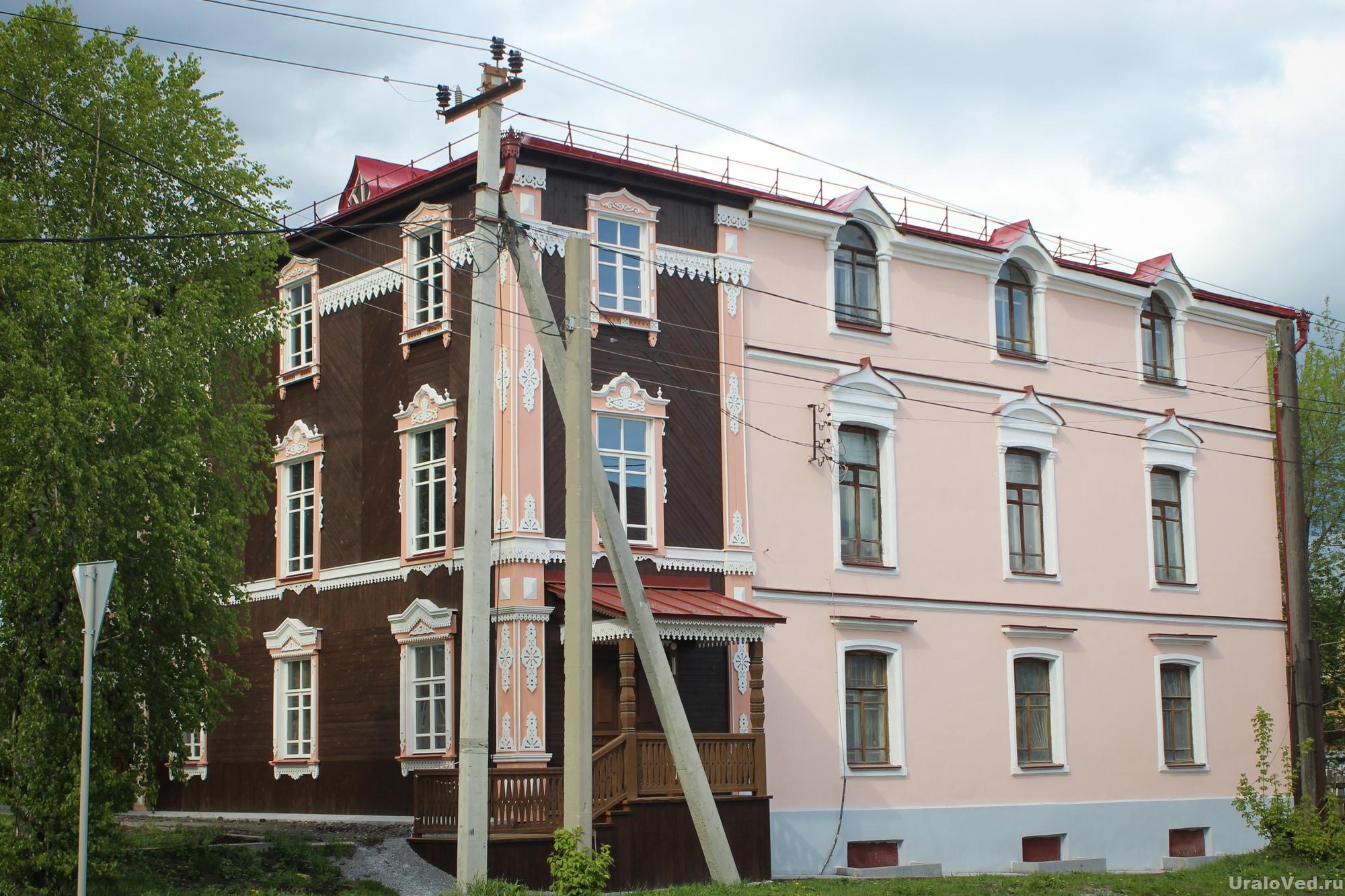 В городе Алапаевск