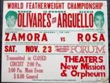 Алексис Аргуэлло vs Рубен Оливарес (Alexis Arguello vs Ruben Olivares) 23.11.1974