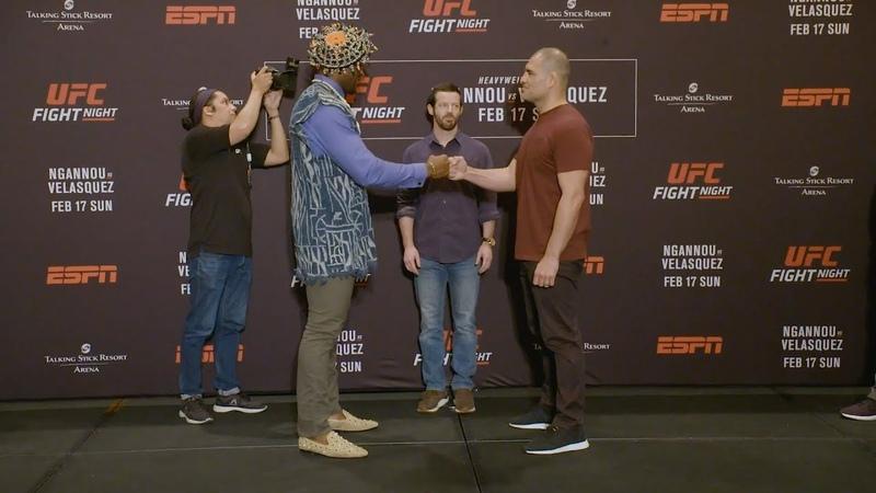 UFC Финикс Стердауны