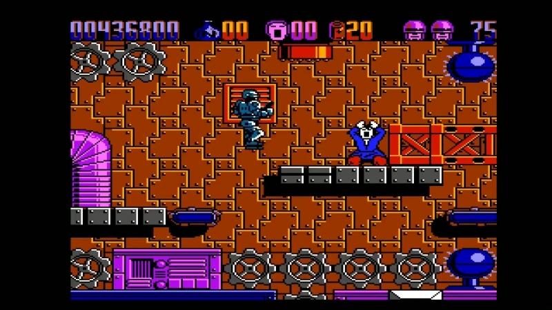 AVGN 151 RoboCop NES Games Русская озвучка RVV