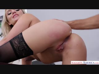 Alexis Monroe - NaughtуОffice [All Sex, Hardcore, Blowjob, Gonzo]