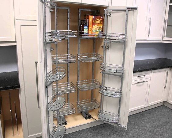 Swing Out Pantry - Verona Kitchen Accessories by Marathon