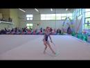Rumyanceva milena 2010 hoop sk ujnoprimorskii turnir ritmi starogo goroda 19 05 2018
