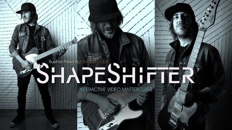 Shape Shifter - Introd - Andy Wood Guitar Lessons