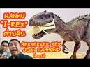 รีวิวของเล่น (1/35) Indominus Rex (Berserker Rex) แถม John Hammond by Nanmu - The Toylet