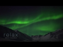 Aurora Borealis in 4K UHD Northern Lights Relaxation Alaska Real Time Video 2 H 1