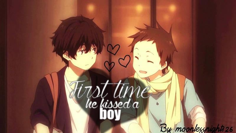 「AMV」ᴴᴰ ▪ First Time Houtarou Kissed Satoshi ▪ Story