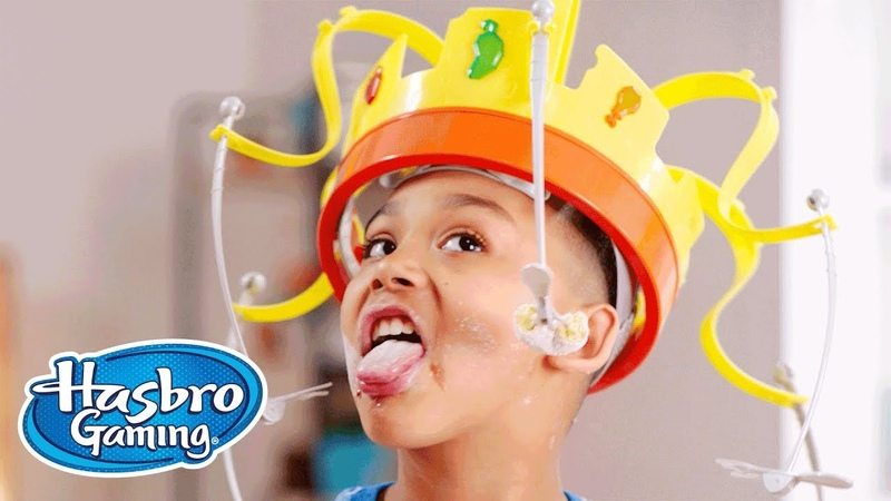 Hasbro Gaming - 'Chow Crown' Official Spot
