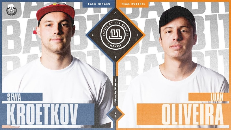 BATB 11 | Semifinals: Luan Oliveira vs. Sewa Kroetkov