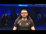 Интервью с Konstantinvk перед началом турнира