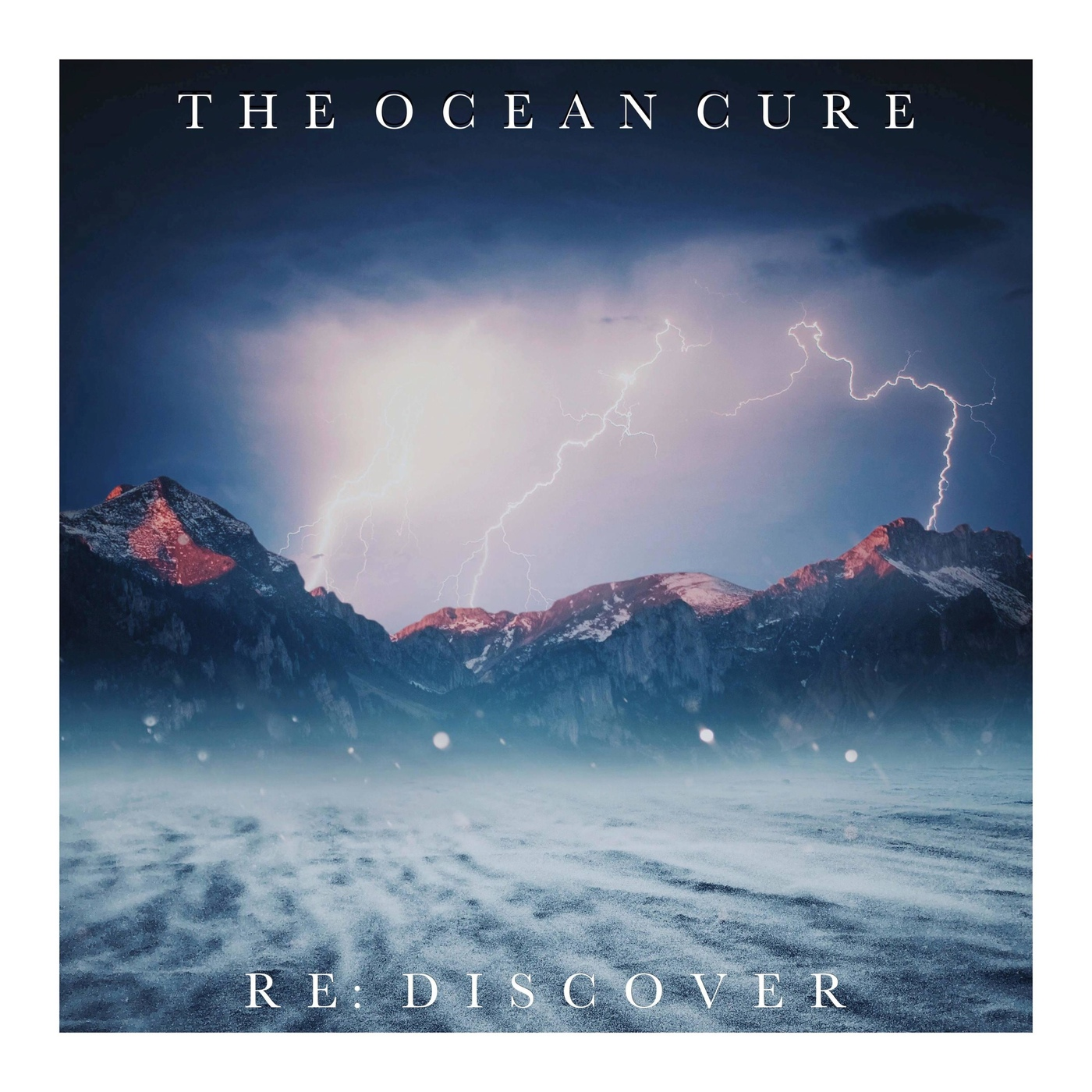 The Ocean Cure - Huntress [Single] (2019)