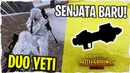 SENJATA BARU..!! ANTI RECOIL..!! G36C Bareng Duo Yeti Season 6   PUBG Mobile Indonesia
