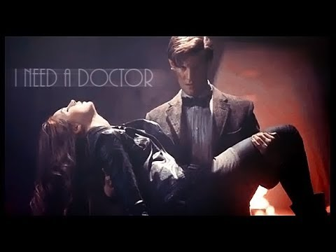The Doctor Amy Pond || I Need a Doctor