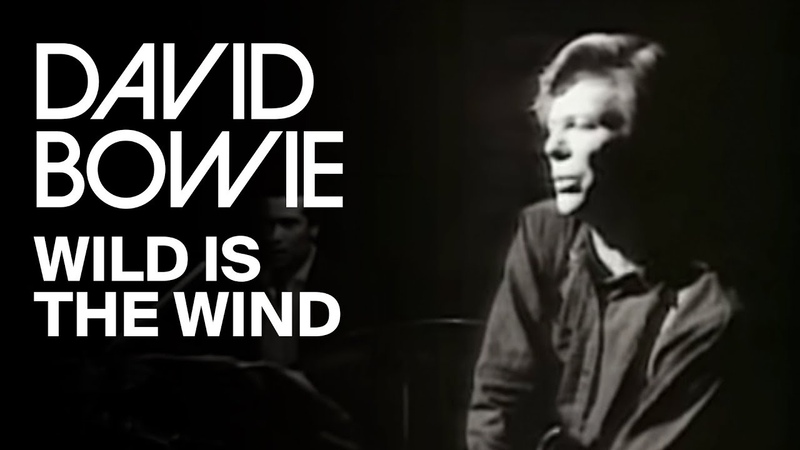 David Bowie - Wild Is The Wind (Official Video)