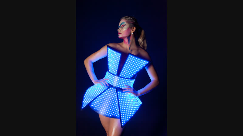 ARZUMANOV SHOW Light show Perfomans