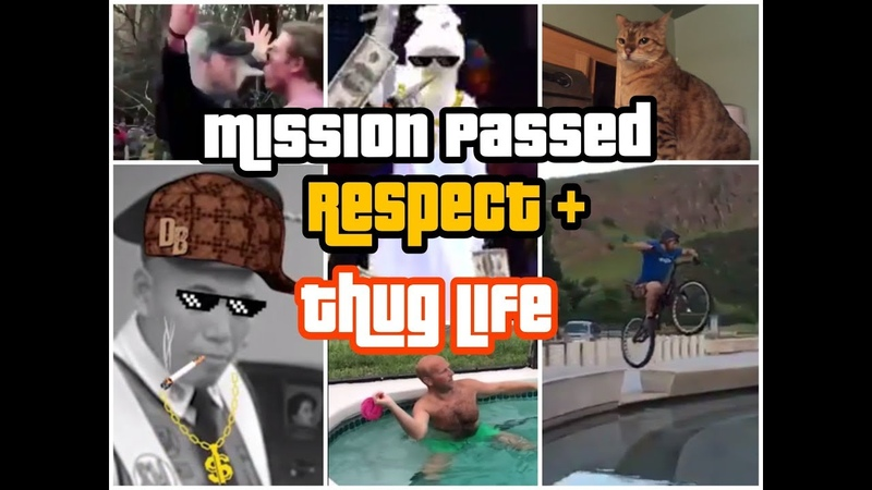 Mission Passed Respect | Thug Life Compilation GTA Style | NAP TV Memes