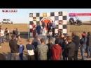 Победа автогонщиков в Рубцовске
