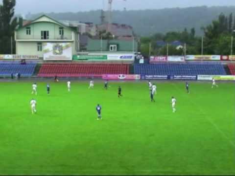 Машук-КМВ Пятигорск - Черноморец Новороссийск, 2-1 (1-1)