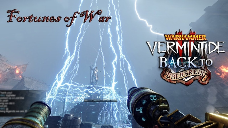 Warhammer Vermintide 2 - Fortunes of War (Legend) IB