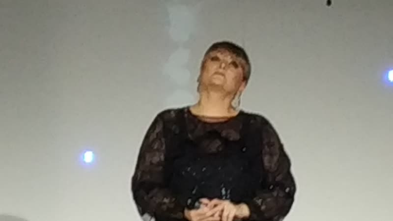 Ия Нинидзе приглашенный гость на творческом вечере Ларисы Шахворостовой