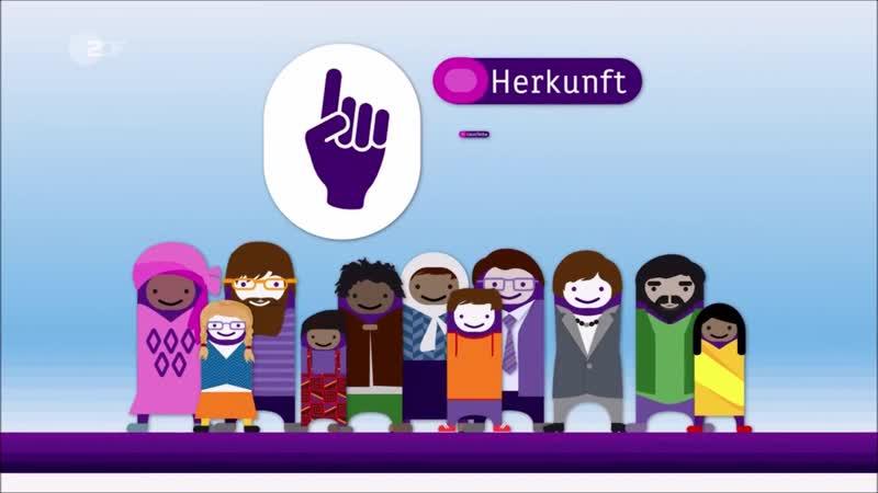 Schrumpfkopf TV logo von KIKA zu Impfen, AfD, Rassismus, Reichsbürger und 5G