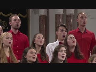Нижегородский молодежный хор на Гала-концерте фестиваля