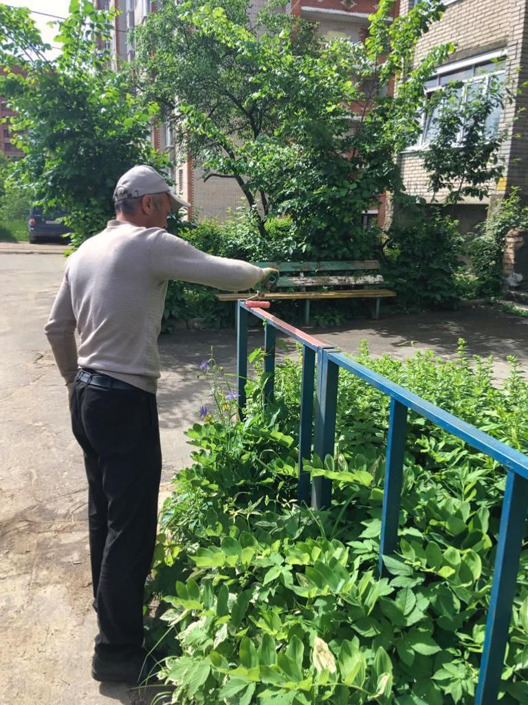 Как Восток поддерживает придомовых садоводов