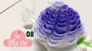 Học Làm Hoa Kem Banh Kem Bánh Sinh Nhật Đẹp ( 08 ) Learn flower cream Buttercream ( 08 )