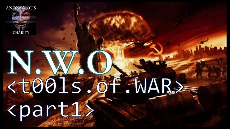 NWO: Tools of WAR Part 1. The Anonymous Charity known as The Collective [CC] SUBTITLES ON