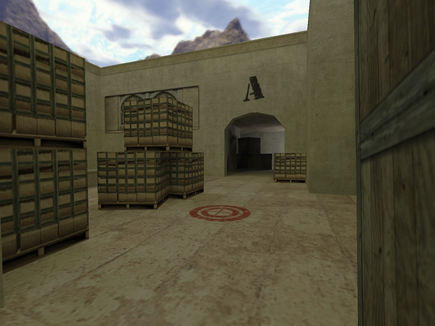 [CS 1.6] Maps - de_dust2 из CS:GO