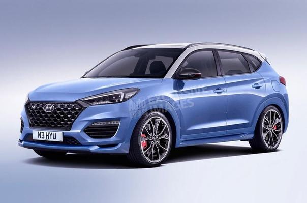 «Заряженный» Hyundai Tucson N составит конкуренцию Audi SQ5. Кроссовер Hyundai Tucson получит «заряженную» версию от спортивного подразделения N. Инсайдеры в компании утверждают, что модель