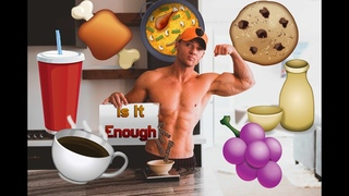 FULL DAY OF EATING TO GAIN LEAN MUSCLE - SWOLE SERIES S2E3