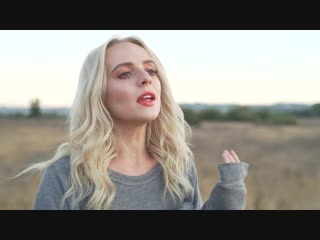 Красавица Madilyn Bailey спела кавер Ed Sheeran - Happier - Marshmello ft. Bastille