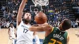 Jonas Valanciunas posts 27 points vs. Utah Jazz Highlights - 3819