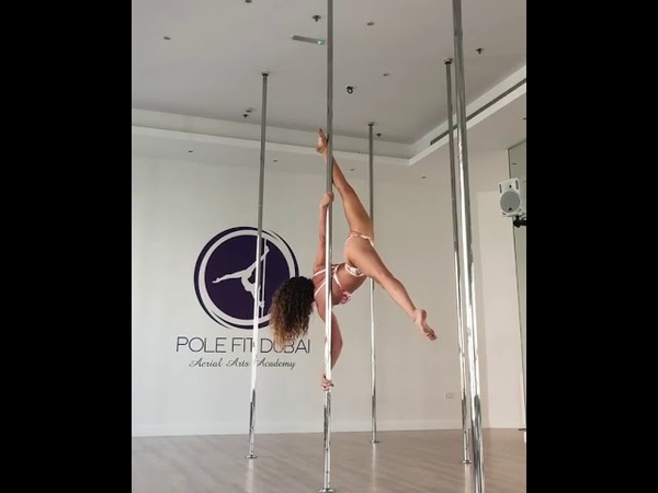 Pole Dance Связка для динамичного пилона 139