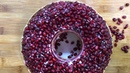 "Новогоднее меню: Салат ""Гранатовый браслет"" | Զմրուխտե Շղթա | Salad Garnet Bracelet"