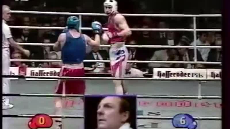 Алексей Лезин vs Виталий Кличко [Финал чемпионата мира 1995]